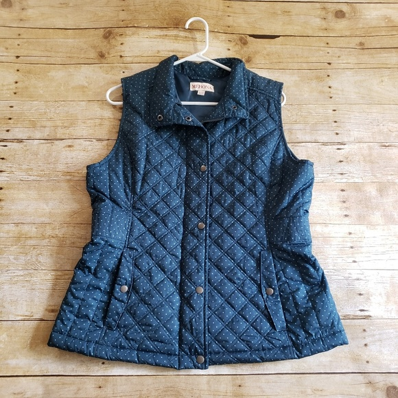 Merona Jackets & Blazers - Merona Lined Vest